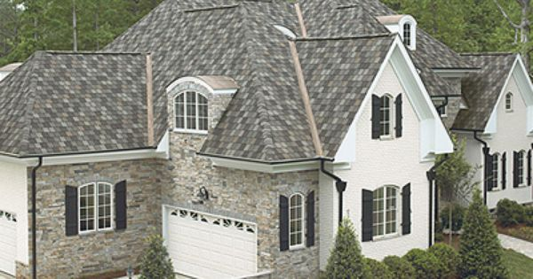 Iko Shingles Iko Crowne Slate Shingles Score Big On Consumer Reports Review General Roofing Systems Canada Grs Shingle House Roofing Shingling
