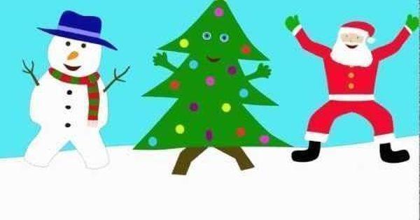 The Dancing Christmas Tree Song Brain Break Christmas Brain Breaks Christmas Kindergarten Preschool Christmas