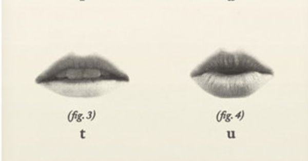Mouth positions Art reference Pinterest Mouths
