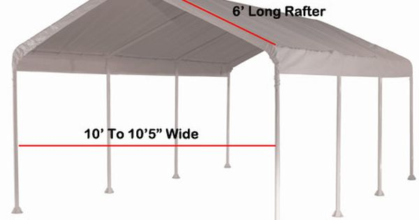 12 X 40 Frame Valance Canopy Replacement Cover Canopy Valance Canopy Cover