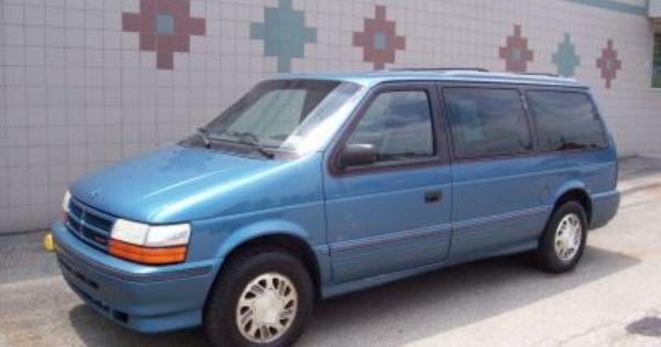 Dodge Grand Caravan Grand Caravan Dodge Caravan