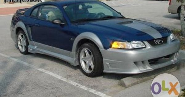 2002 Ford Mustang Gt Imported Rush Sale 2ndhand For Sale
