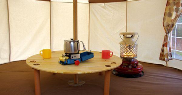 M D Camp Factory モノポールテント用 センターテーブル Center Table For Monopole Tent センターテーブル キャンプ