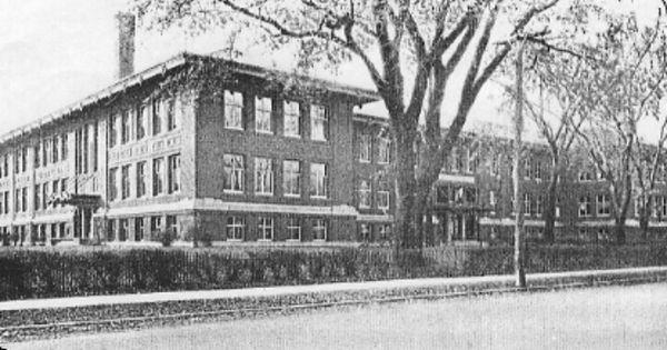 Old Crawfordsville High School