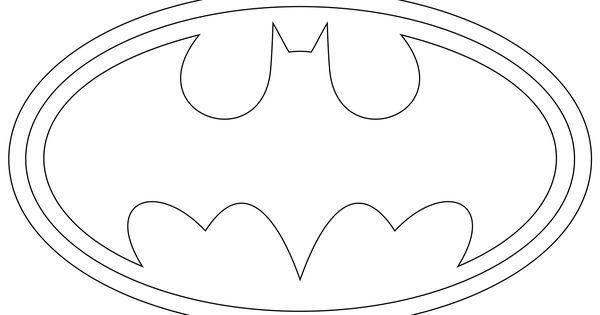 Batman Symbol Printable Free Printable Batman Coloring