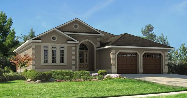Silver maple model by beaver homes and cottages includes for Beaver home designs