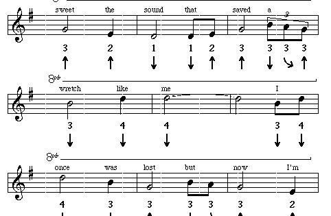Harmonica u00bb Harmonica Tabs Amazing Grace - Music Sheets, Tablature, Chords and Lyrics