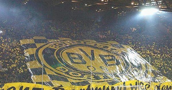 Borussia Dortmund Back In Black And Yellow Back Page Football Borussia Dortmund Dortmund Ultras Football