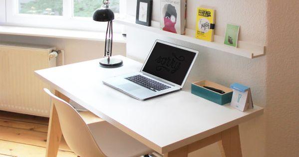 Los mejores dise os de escritorios para inspirar tu for Diseno de libreros para espacios pequenos
