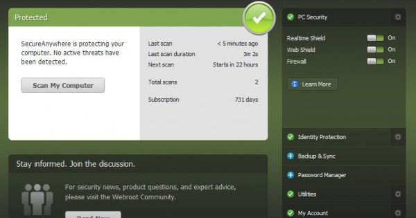 webroot secureanywhere antivirus 2015 cracked
