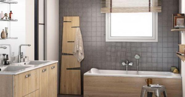 am nager une salle de bains de 6 m2 salles de bains bathrooms pinterest salle de bains. Black Bedroom Furniture Sets. Home Design Ideas