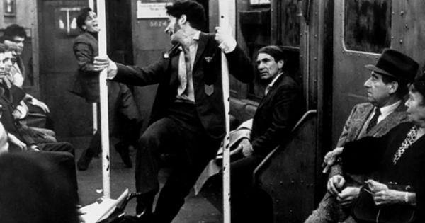 The Incident 1967 Dir Larry Peerce Stars Beau Bridges Tony Musante Brock Peters Martin Sheen
