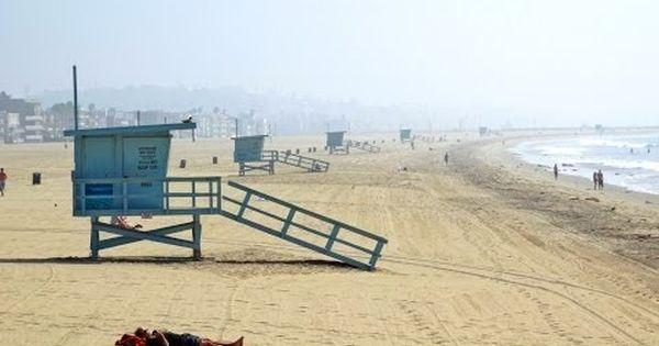 Santa Monica Beach Los Angeles 2014 Ca Hd Santa Monica Beach Los Angeles Beaches Santa Monica
