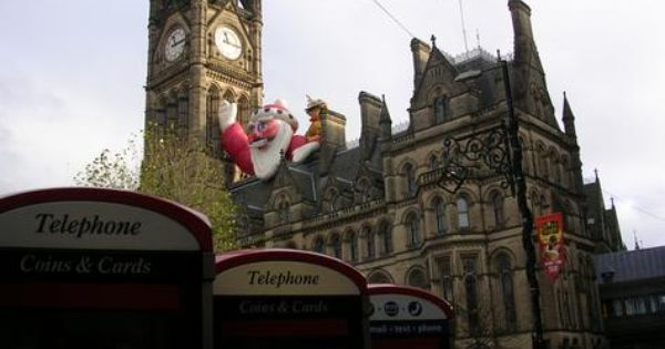 Father Christmas On The Town Hall This Father Christmas Predates The Current Zippy Head Father Christmas Best Key West Hotels Town Hall Hotel Reviews