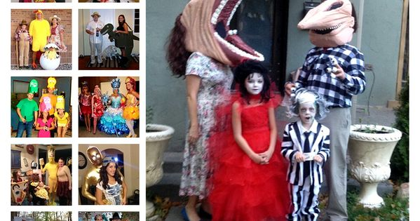 Homemade Halloween Costumes - Lots of Costume Ideas!
