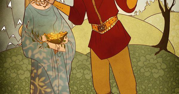 Norse mythology 1 by ~Seless on deviantART | Snorra-edda | Pinterest ... Viking Gods Family Tree