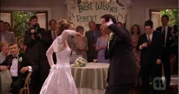7x24 Everybody Loves Raymond Robert S Wedding Dance Via Youtube Everybody Love Raymond Tv Weddings Wedding Dance