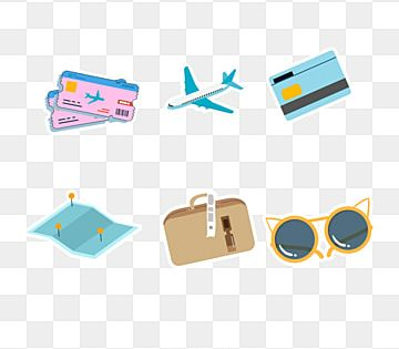 Cartoon Cute Travel Icon Sticker Travel Icons Cute Icons Cartoon Icons Png Transparent Clipart Image And Psd File For Free Download Travel Icon Travel Clipart Travel Doodles