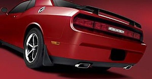 Details About Painted For Dodge Challenger 2008 2020 Go Wing