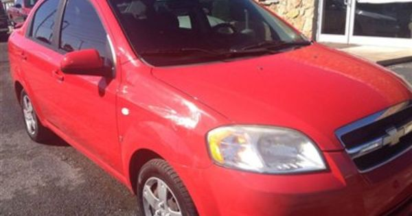 2008 Chevrolet Aveo Ls Sedan Click To See Full Size Photo Viewer Chevrolet Aveo Cars For Sale Full Size Photo