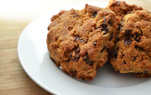 grain free scones!