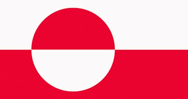 Learn To Recognize The Scandinavian Flags Greenland Flag Flag Coloring Pages Flag