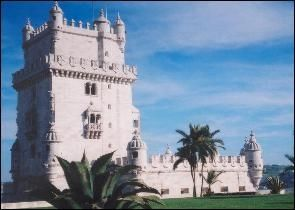 Belem Tower Lisbon S Icon A Symbol Of The Age Of Discovery The Belem Tower Is A Masterpiece Of Manueline Architecture Built I Belem Lisbon Places To Visit