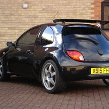Ford Ka Custom Project Bodykit Leather Int Alloys