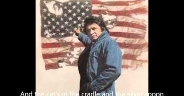 Johnny Cash Cat S In The Cradle Lyrics Johnny Cash Johnny Cash June Carter Cats Cradle