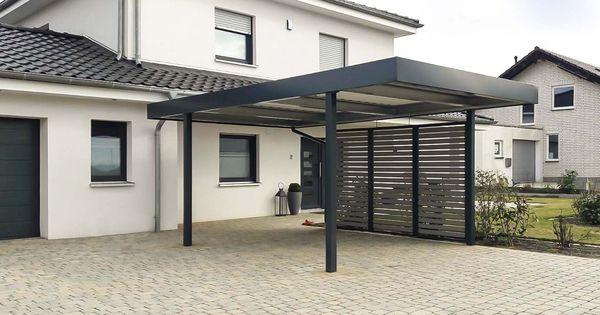 carport von siebau mit wandfeld sichtschutz carport einhausungen eingangs berdachung. Black Bedroom Furniture Sets. Home Design Ideas