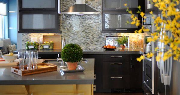 stove backsplash ideas | Discover kitchen backsplash tile ideas that can help