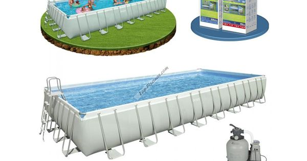 Buenos d as amigos sab is que intex fabrica piscinas for Piscinas desmontables pvc ofertas