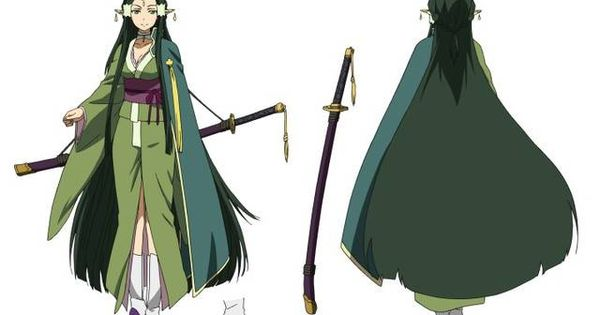 Sword Art Online Fairy Dance Arc Character Design ...