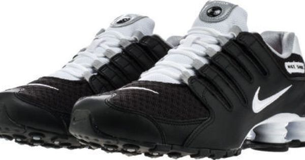 Nike Men Black SHOX NZ SE Sneakers