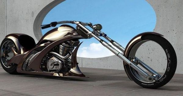 Self Storage For Motorcycle >> Futuristic Chopper | Cool Motorcycles and Choppers | Pinterest | Chopper