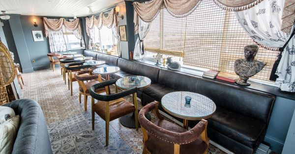 Peek Inside Hot Tin A New Lgd Bar With The Best View In Town New Orleans Bars Nice View Home Decor