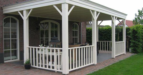 overkapping terras terras overkapping hout veranda. Black Bedroom Furniture Sets. Home Design Ideas