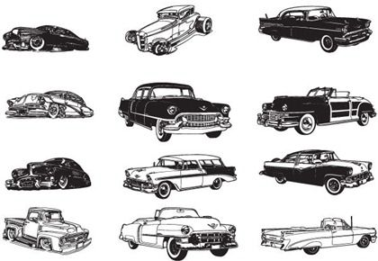 43+ Cars vector information