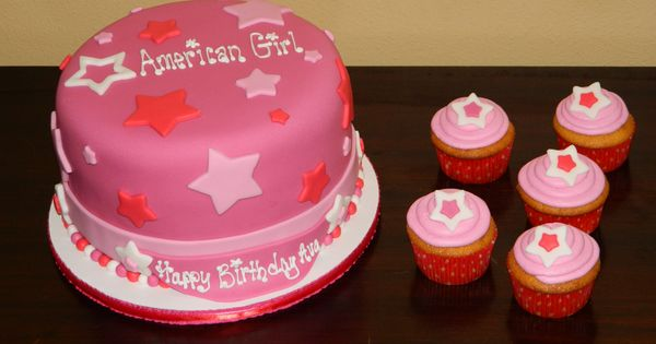 Pictures Of Birthday Cakes And Cupcakes