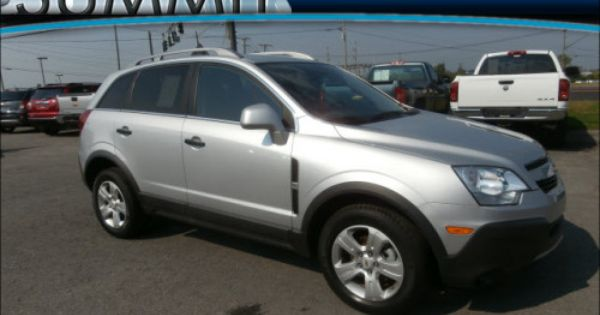 I Like This 2013 Chevrolet Captiva Sport Ls What Do You Think