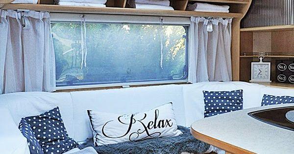 white color block cabinets from home sweet motorhome wohnwagen pinterest wohnwagen. Black Bedroom Furniture Sets. Home Design Ideas