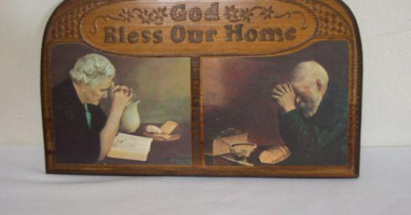 Grace and gratitude pictures old man and old woman praying over bread