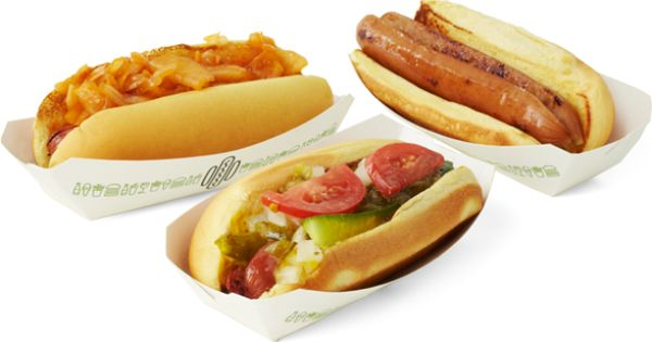 D B Hot Dogs