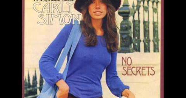 Carly Simon - No Secrets (1972) Full Album