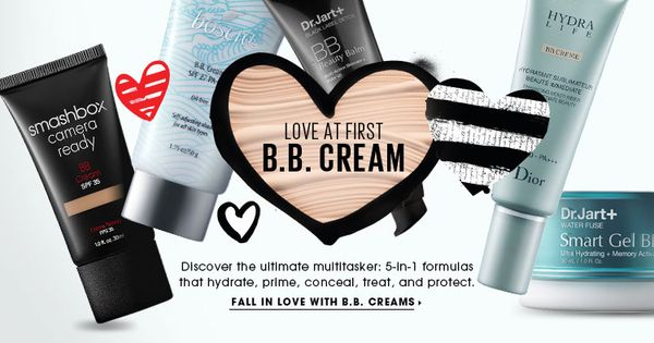 Sephora BB Cream Breakdown