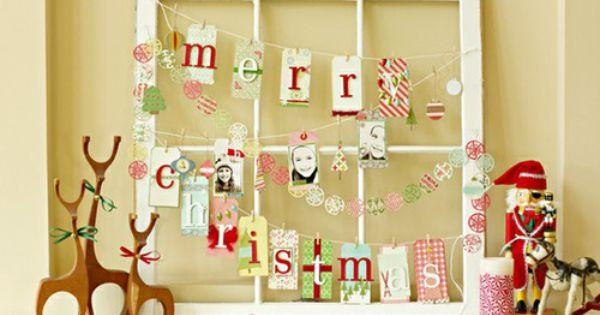 Super Easy DIY Christmas Decor Ideas - 25 Christmas Craft Ideas