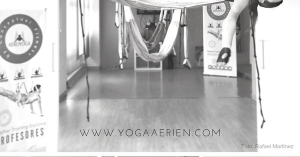 Aero yoga formaci n yoga a reo pinterest paris for Aereo barcelona paris