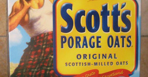scotts porridge oats how to make