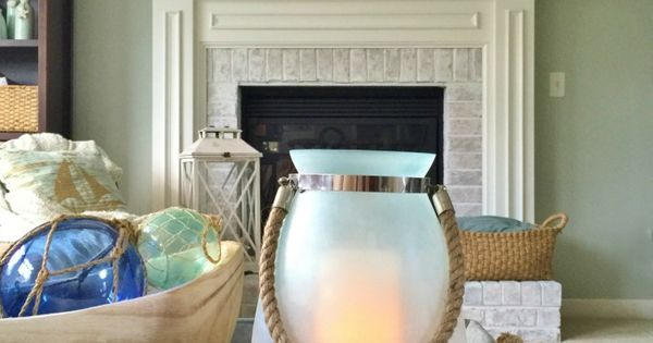 Create a Seaside Retreat (in your home)   Sea glass ...