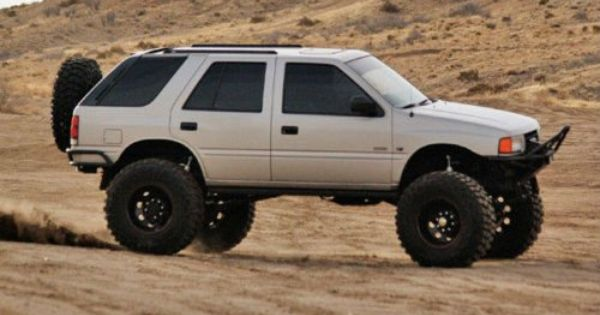 Pin By Jonathan Frohock On Ghost Ride The Whip Honda Passport Rodeo Nissan Terrano
